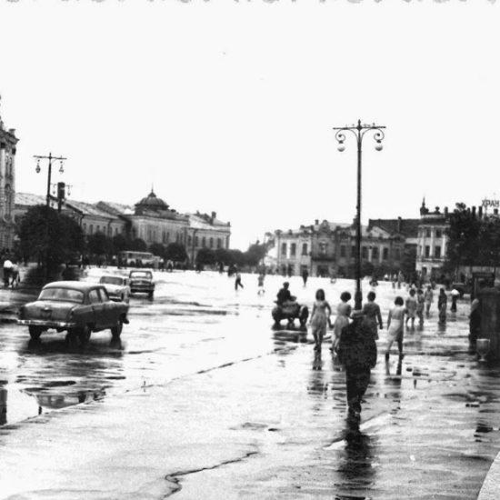 считаю архив старых фотографий ул марии ульяновой много среди зонтичных
